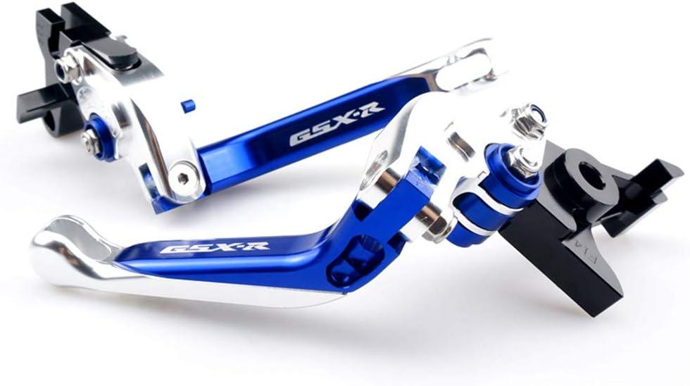 Motorcycle CNC Adjustable Folding Extendable Brake Clutch Levers For SUZUKI GSX-R 600 1997-2003 GSX-R 750 1996-2003 GSX-R 1000 2001-2004