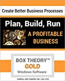 Become Better Faster Cheaper - Box Theory Gold Software - Improve Quality, Efficiency, Lower Costs with Better Business Systems and Processes - For Small / Midsize Businesses - BPM