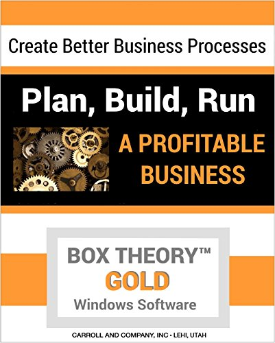 Be Smart, Think Systems, Make Money - Box Theory Gold Software - Improve Quality, Efficiency, Lower Costs with Better Business Systems and Processes - for Small / Midsize Businesses - BPM