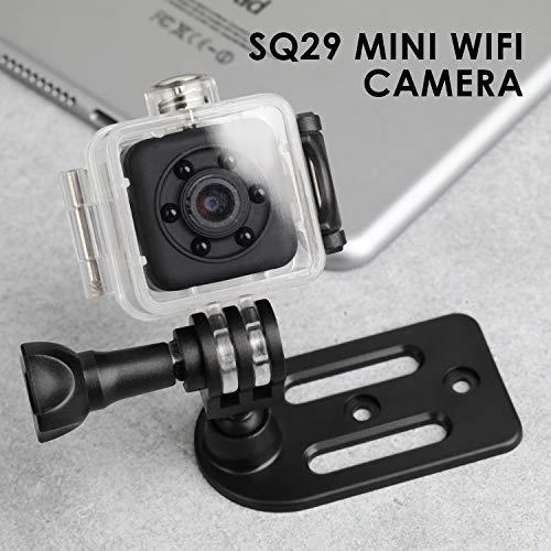 WiFi Spycam SQ29 Mini Camera HD 720P Wireless Security Cam Hidden