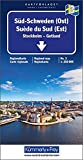 Southern Sweden: Vastervik, Avesta, Uppsala (Regional Maps - Sweden)