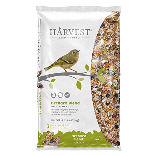 Harvest Seed & Supply 13208 Orchard Blend Wild Bird Food