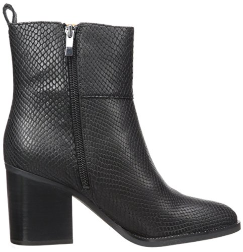 Ankle Franco Owens Snake Boot Women's Sarto Black q0TwFR