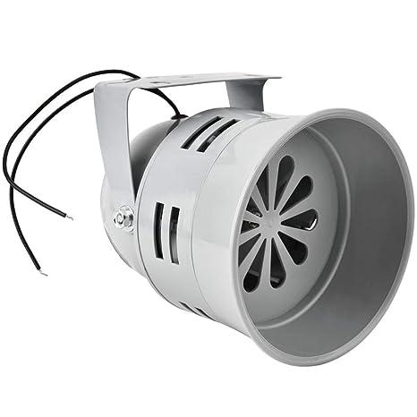 40W Alarma accionada por motor eléctrico, Sirena de ...