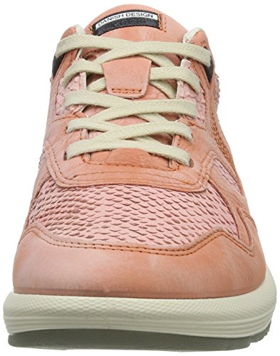 Ecco Cs16 Ladies, Baskets Basses Femme Orange (59441CORAL BLUSH/CORAL)