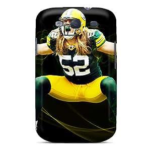 For Galaxy S3 Fashion Design Clay Matthews Case-DwnKgqU482UHINy