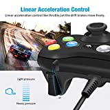 Xbox 360 Wired Game Controller, USB Wired Gamepad