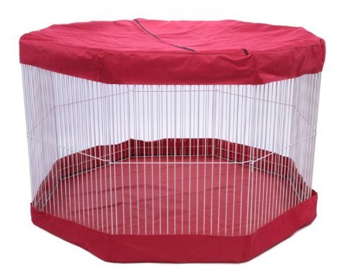 8 Panel Play Pen Mat - Assorted Colors