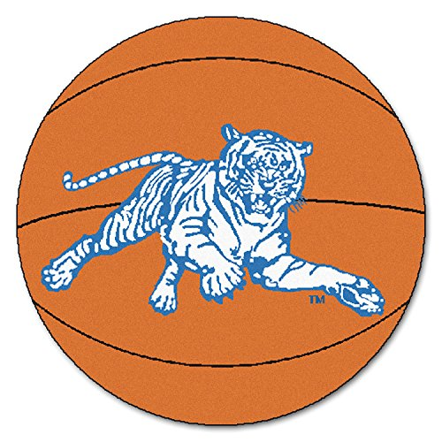 Jackson State Basketball Rugs - 4