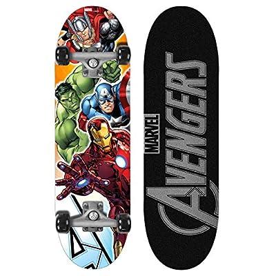 'Stamp Skateboard- Avengers–28x8, av299310: Toys & Games