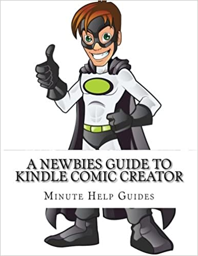 A Newbies Guide to Kindle Comic Creator