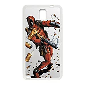 Heroic deadpool Cell Phone Case for Samsung Galaxy Note3 by Maris's Diary
