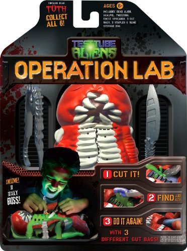 Alien Operation Lab - Tuth