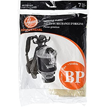 Amazon.com - Hoover Type BP Bag - 7 pack, 401000BP