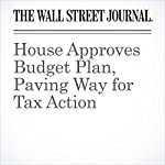 House Approves Budget Plan, Paving Way for Tax Action | Richard Rubin