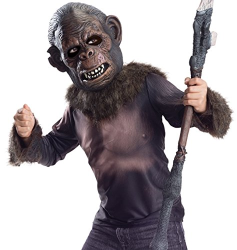 [Rubie's Costume Men's Teen Koba Costume, Multi, One Size] (Planet Of The Apes Costumes)