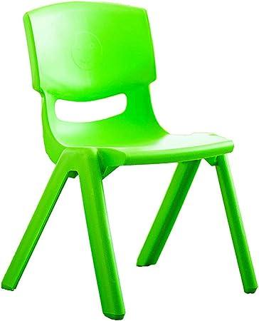 Silla para niños de plástico para niños silla de jardín de infancia silla de niño mesa