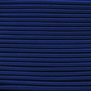 """100 Foot lengths of USA Made Cord ParacordPlanet Also known as bungee cord Available in Variety of Colors /& Sizes Choose from 10 50 25 Paracord Planet 1//8/"""" Shock Cord by Paracord Planet"""
