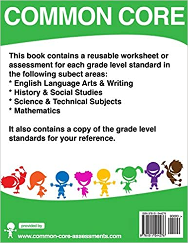 Common Core Middle School Workbook Grade 7 (Middle School Common ...