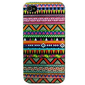 Stripe Pattern Protective Hard Case for iPhone 4/4S
