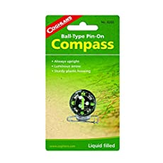 Bukm Hiking Compass Army Green Field Military Marching Army Outdoor Camping Survival Climbing Biking Lensatic Metal Sighting Compass with Foldable Metal Lid