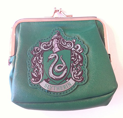Harry Potter Slytherin Coin Purse