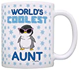 Thiswear Aunt Coffee Mugs - Best Reviews Guide
