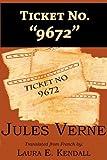 Ticket No. 9672, Jules Verne, 1604503343