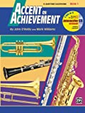 Accent on Achievement, E-Flat Baritone Saxophone, John O'Reilly and Mark Williams, 073900509X