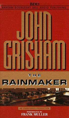 The Rainmaker (Bantam/Doubleday/Delacorte Press Large Print Collection)