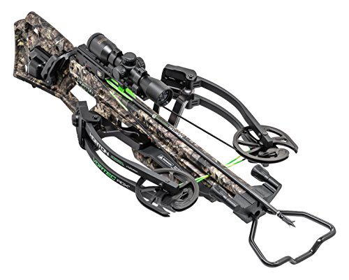 HORTON CROSSBOW INNOVATIONS Vortec RDX Package with Pro-View 2 Scope, Quiver, Arrows and Acudraw 50 Sled