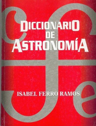 Download Diccionario de Astronomia (Spanish Edition) pdf
