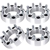 "ECCPP 8x170 Wheel Spacers 8 LUG 2"" (50mm) 8x170mm to 8X170mm 125mm fits for fo-rd Excursion for fo-rd F250 for fo-rd F350 with 14x1.5 STUDS"