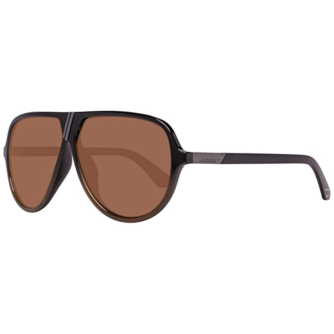 Diesel Gafas de Sol DL0094 (60 mm) Negro/Marrón: Amazon.es ...