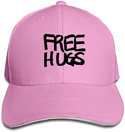 Free Hugs Baseball Caps
