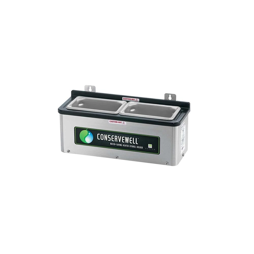 Server Products 87740 120 Volt Conservewell Heated Utensil Holder