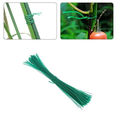 Amazon Com 600 Pcs Green Twist Ties Green Planty Vigorous