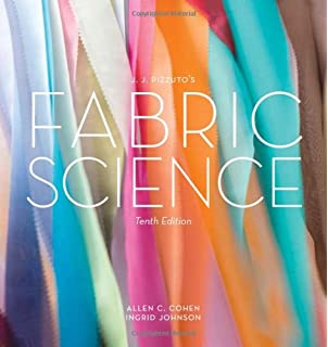JJ Pizzutos Fabric Science 10th Edition
