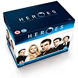 Heroes (Complete Series 1-4) - 18-Disc Box Set ( Heroes - The Complete Collection ) [ Origine UK, Nessuna Lingua Italiana ] (Blu-Ray)