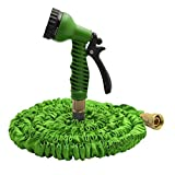 Best Soaker Hoses - Hyindoor Expand Expanding Flexible Garden Water Hose, 25 Review