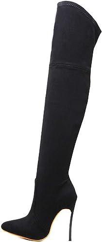 Autumn Winter Women Boots Stretch Slim