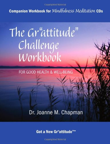 The Gr'attitude' Challenge Workbook & Audio CD Collection (4 Discs)