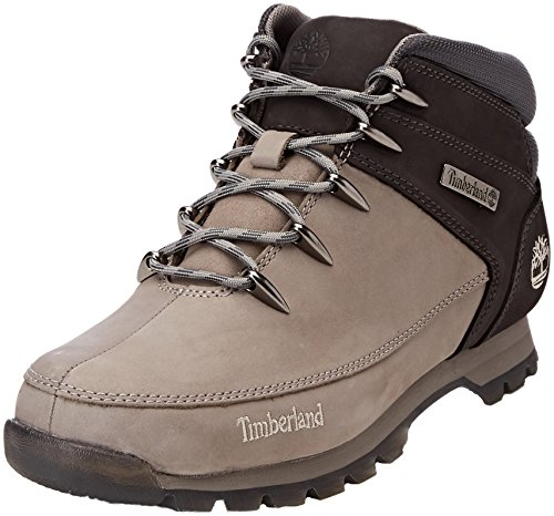 Timberland Herren Euro Sprint Hiker Chukka Boots Grau (Steeple Grey/Dark Grey F49)