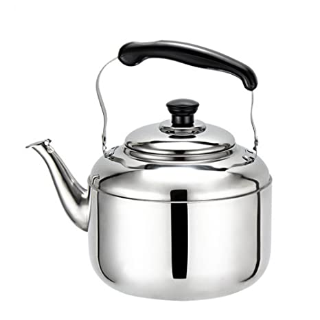 Amazoncom Dreaminn Stainless Steel Stove Top Teakettle Whistling