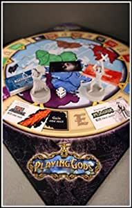 Playing Gods, the Board Game of Divine Domination