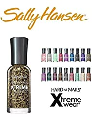 10 Sally Hansen Hard as Nails Xtreme Wear 10 Fingernail...