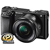 Sony-Alpha-A6000-Wi-Fi-Digital-Camera-16-50mm-Lens-with-32GB-Card-Case-BatteryCharger-Tripod-Filter-TeleWide-Lens-Kit