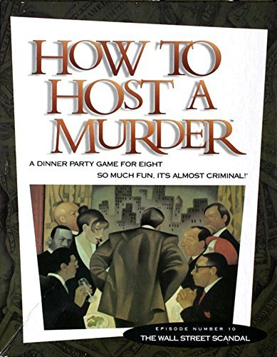 How to Host a Murder: The Wall Street Street Street Scandal by Decipher 09ce7e