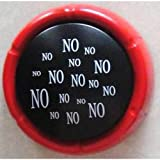 The Perfect Answer Button - Says 'No' in 10 Different Variations