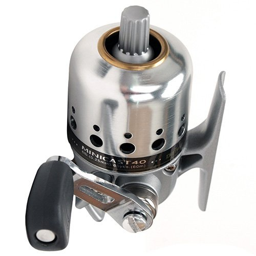 Daiwa Minisystem Minicast Ultra-Compact Spincast Reel, used for sale  Delivered anywhere in Canada